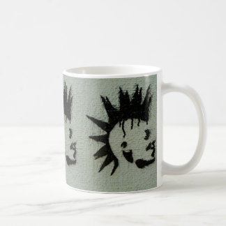 Punk mug. coffee mug