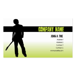 Punk Music Pack Of Standard Business Cards