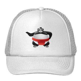 Punk Panda Mesh Hats