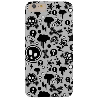 Punk Pop Pattern Barely There iPhone 6 Plus Case