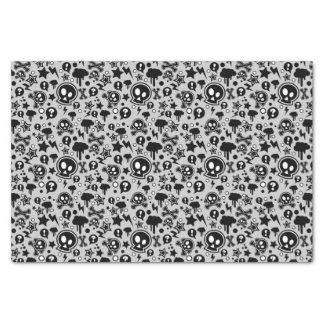 Punk Pop Pattern Tissue Paper