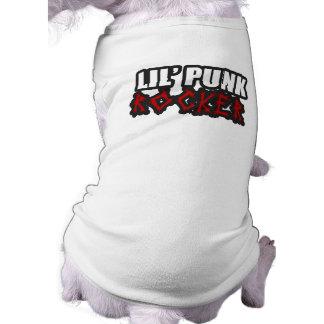 Punk Rock baby Punkrock kids Sleeveless Dog Shirt