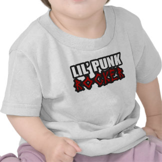 Punk Rock baby Punkrock kids Tshirt