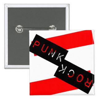 Punk Rock Button