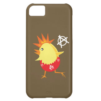 Punk Rock Chicken iPhone 5C Case