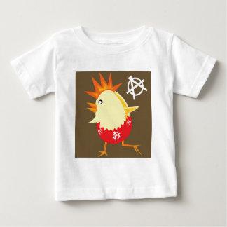 Punk Rock Chicken Infant T-Shirt