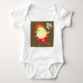 Punk Rock Chicken Tshirts