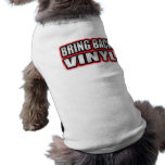 PUNK ROCK girls guys punk music Pet T-shirt
