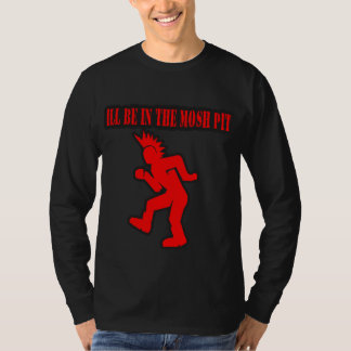 Punk Rock Mosh pit moshing slam dance T-Shirt