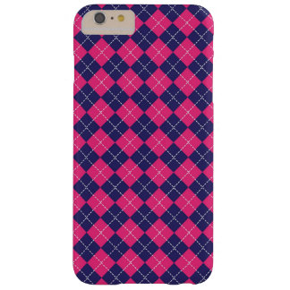 Punk Rock Preppy Barely There iPhone 6 Plus Case