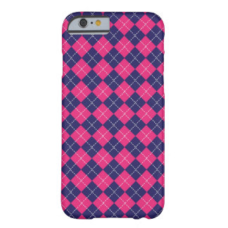Punk Rock Preppy Barely There iPhone 6 Case