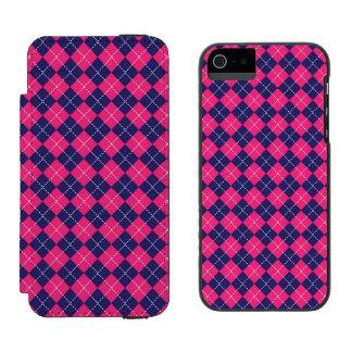 Punk Rock Preppy Incipio Watson™ iPhone 5 Wallet Case