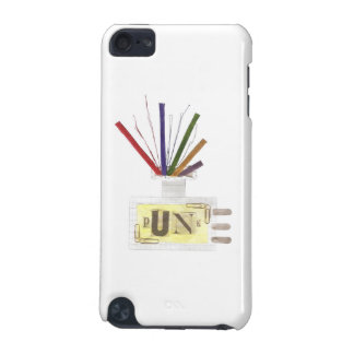 Punk Room Diffuser 5th Generation I-Pod Touch Case