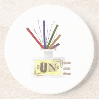 Punk Room Diffuser Coaster