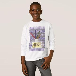 Punk Room Diffuser Kid's Jumper T-Shirt