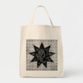 Punk Skull Bag (Gray)