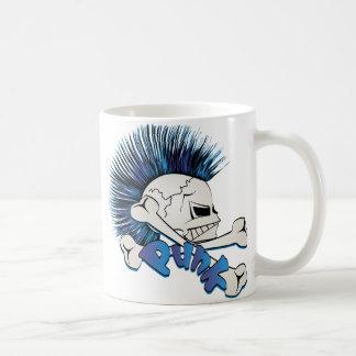 Punk Skull Coffee Mugs