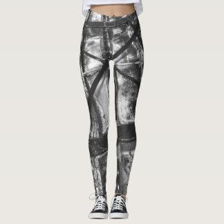 Punk Style Leggins Leggings