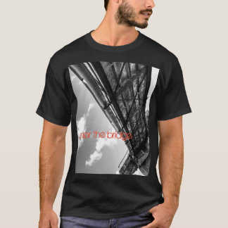 Punk Style Steel Bridge T-shirt