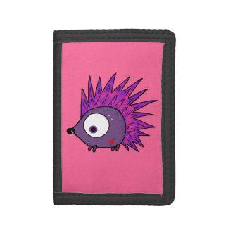Punk the Hedgehog Tri-fold Wallet