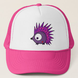 Punk the Hedgehog Trucker Hat