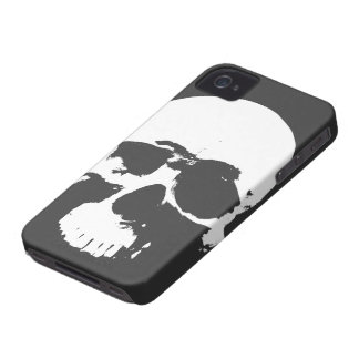Punk'd Death Skull iPhone Cover