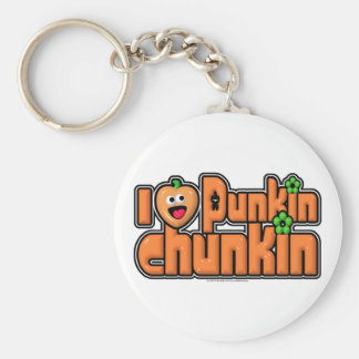 Punkin Chunkin Key Ring