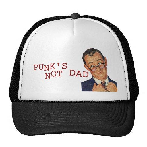 Punk's Not Dad Hat