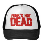 Punk's Not Dead - Video Game Gamer Gaming Trucker Hat