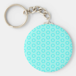 pünktchen dotted samples peas circle retro to DO Key Chain