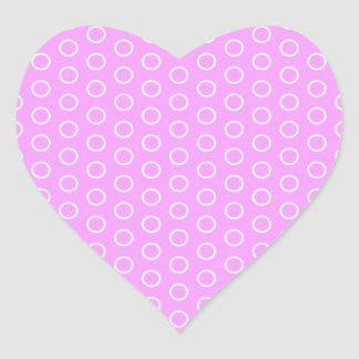 pünktchen purple pink pink scores polka dots dabs stickers