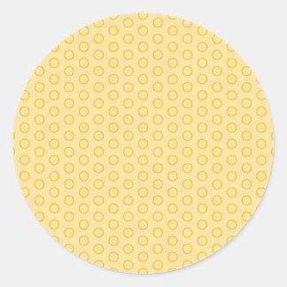 pünktchen scores dotted scored dots round stickers