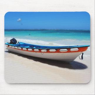 Punta Cana Boat Mousemat