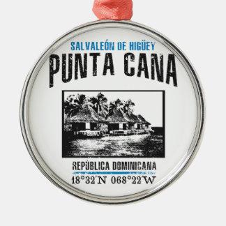 Punta Cana Christmas Ornament