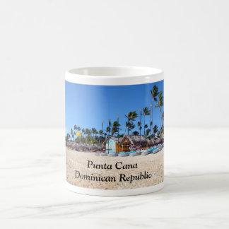 Punta Cana in the Dominican Republic Basic White Mug
