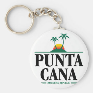 Punta Cana Key Ring