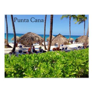 Punta Cana postcard