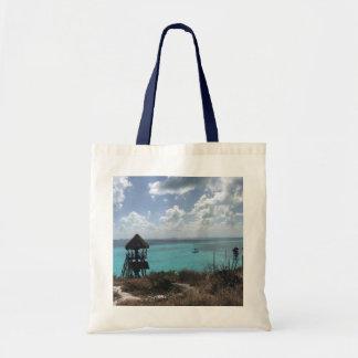 Punta Sur, Isla Mujeres, Mexico Tote Bag