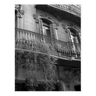 Punto de Vista Postcard Barcelona Spain