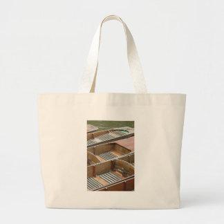 Punts Jumbo Tote Bag