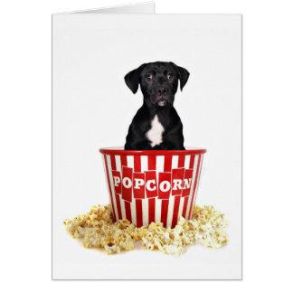 Pup-Corn anyone? Card