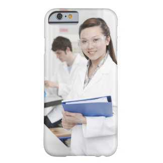 Pupils in a science lesson. barely there iPhone 6 case