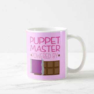 Puppet Master Chocolate Gift for Her Coffee Mug
