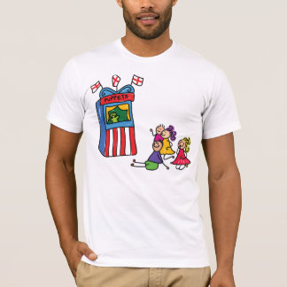 Puppet Show Mens T-Shirt