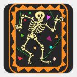 Puppet Skeleton Stickers