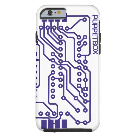 Puppetbox iPhone 6 case