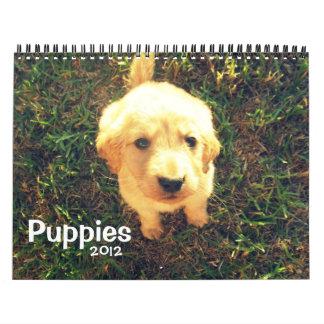 Puppies 2012 June change Calendars