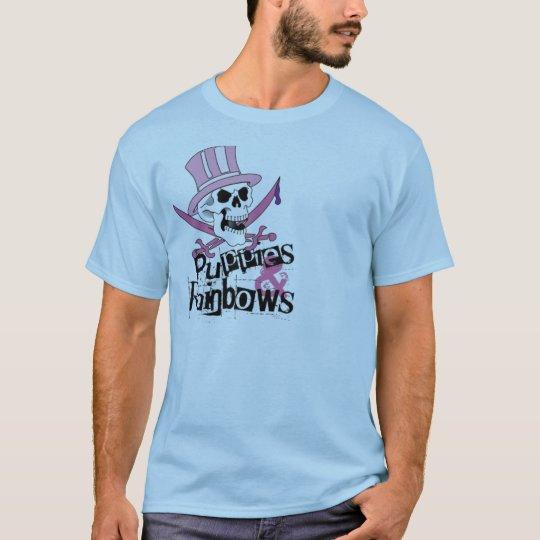 Puppies-and-Rainbows T-Shirt