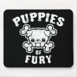 Puppies of Fury Mousemats