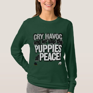 Puppies of Peace! T-Shirt